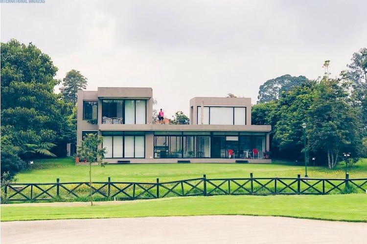 Portada Casa Campestre San Andres Golf Club - de dos niveles