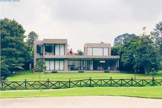 Casa Campestre San Andres Golf Club - de dos niveles