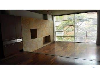 Apartamento en Chico Norte - con sala comedor con chimenea