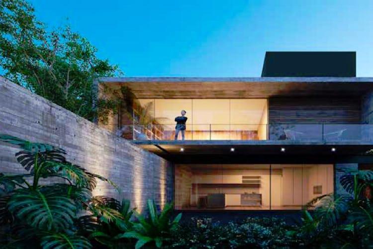 Portada Casa en venta en Lomas de Chapultepec, 810 m² con patio