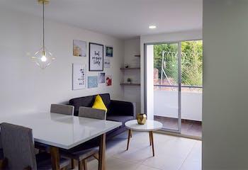 Mirador del Sur, Apartamentos nuevos en venta en La Manuela con 2 habitaciones