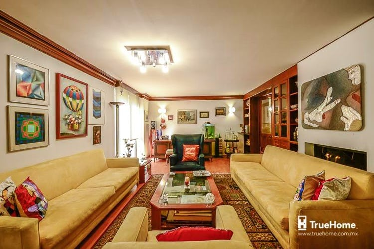 Portada Casa en venta en Tizapan 276m2 con terraza