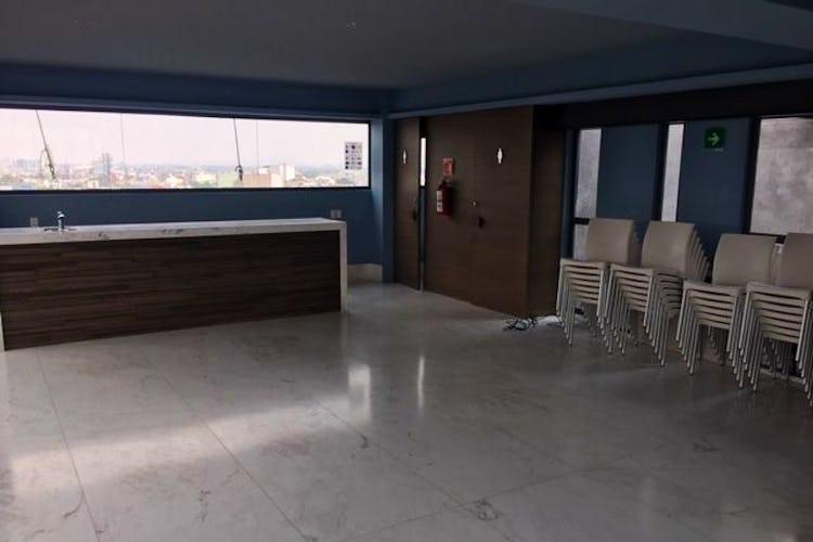 Foto 13 de Departamento en venta en Condesa, 115 m² con roof garden