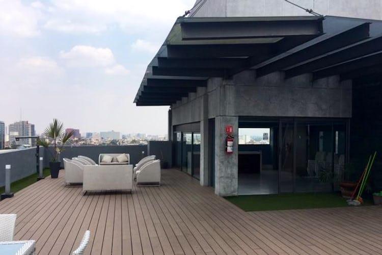 Foto 10 de Departamento en venta en Condesa, 115 m² con roof garden