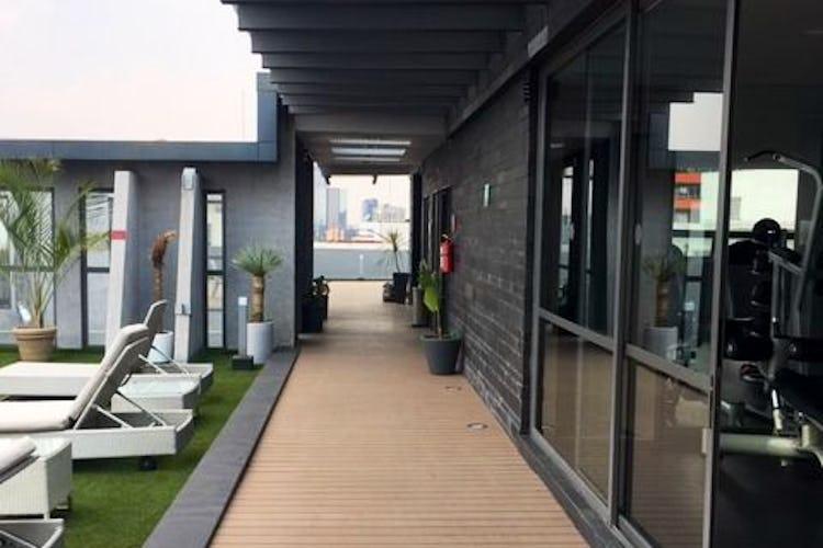 Foto 11 de Departamento en venta en Condesa, 115 m² con roof garden