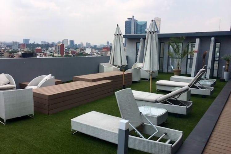 Foto 15 de Departamento en venta en Condesa, 115 m² con roof garden