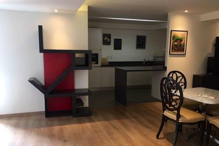 Foto 2 de Departamento en venta en Condesa, 115 m² con roof garden
