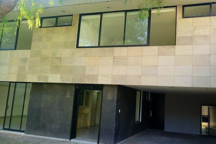 Portada Casa en venta en Lomas de Chapultepec, 500 m² con jardín