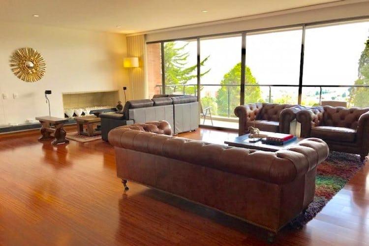 Portada Apartamento  En Bogota Miracolina, Con 4 habitaciones-270mt2