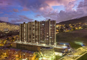 Reserva de Bucaros, Apartamentos en venta de 1-3 hab.