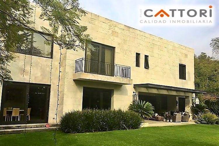 Portada Casa en venta en San Angel con balcon  908 m²