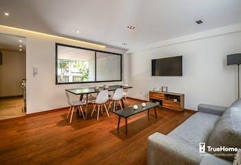 Departamento en venta en Narvarte 114m2 con terraza