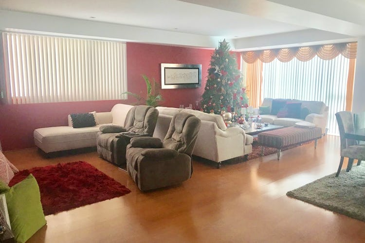 Portada Departamento en venta en Lomas del Chamizal, 290 m² con excelentes amenidades