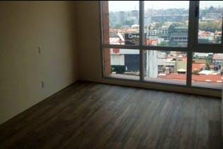 Departamento en venta en Lomas del Chamizal, 86 m² con vigilancia las 24 hrs