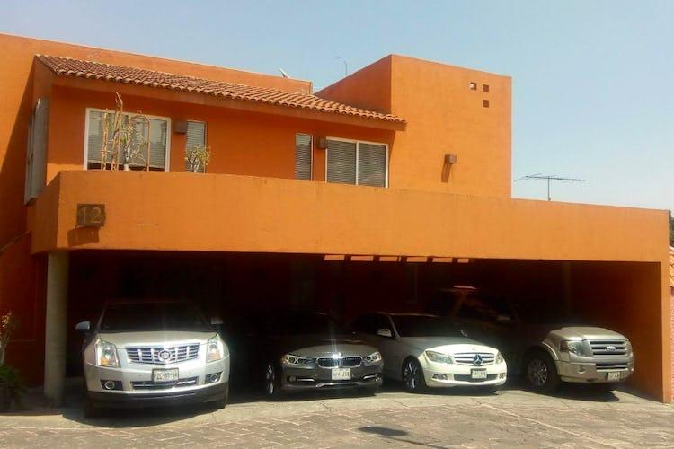 Portada Casa en Venta, condominio en Bosques de las Lomas, Cuajimalpa de Morelos
