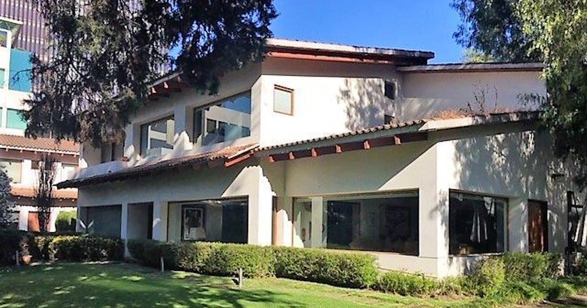 Casa En Venta En San Angel Con Terraza 654 M La Haus