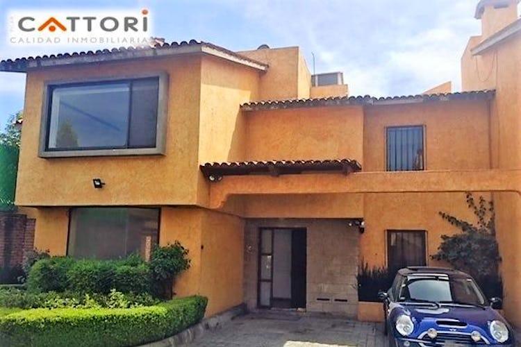 Portada Casa en venta en Potreros de la Noria con terraza  156 m²