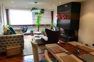 Apartamento en venta en Santa Paula, 114m²