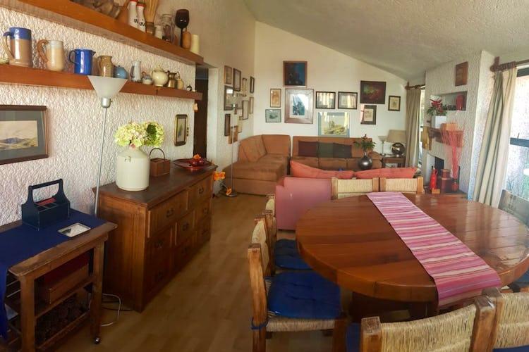 Portada Casa en condominio en San Jerónimo Aculco, 210 m² con jardín