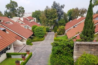 Casa en venta en Lomas de Vista Hermosa, 492 m² en condominio