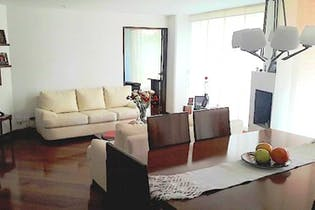 Apartamento En Venta En Bogota Santa Barbara cuneta con tres alcobas