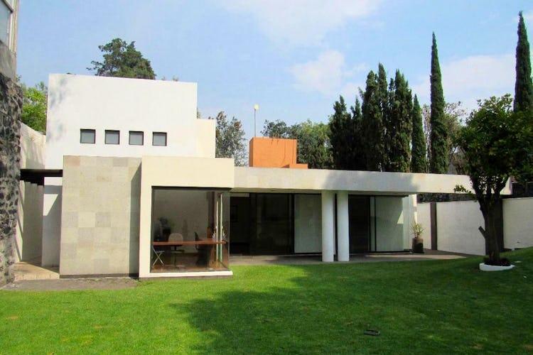 Portada Casa en Venta, Jardines del Pedregal, Álvaro Obregón,  espectacular