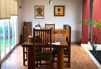 Casa en venta en Lomas de Tarango, 203 m² en fraccionamiento