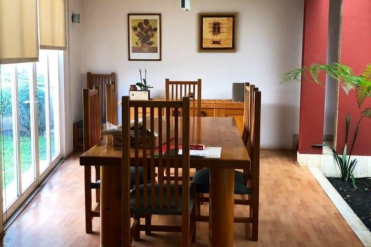 Foto 2 de Casa en venta en Lomas de Tarango, 203 m² en fraccionamiento