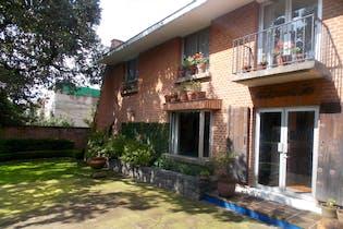Casa en venta en San Jerónimo Lídice, 350 m² con jardín