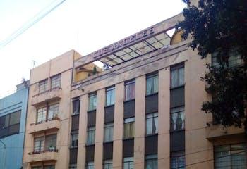 Departamento en venta en Juarez 71m2 con 2 recamaras