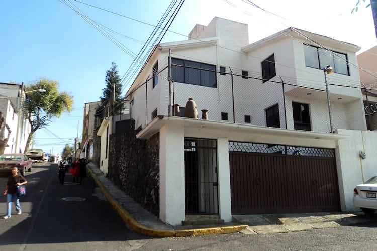 Portada Casa en Venta,  San Jerónimo Aculco, La Magdalena Contreras, en esquina