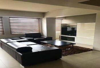 Departamento en venta en Polanco, 130 m² amueblado
