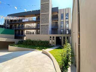 Una vista de un edificio desde un edificio en Departamento en venta en Unidad Coporo de 88m²