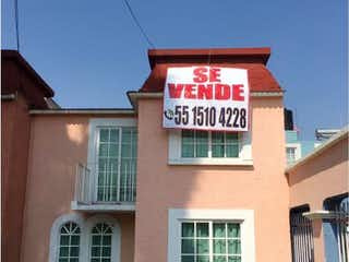 Una señal que está en el lado de un edificio en Casa en Venta en Granjas Lomas de Guadalupe Cuautitlán Izcalli