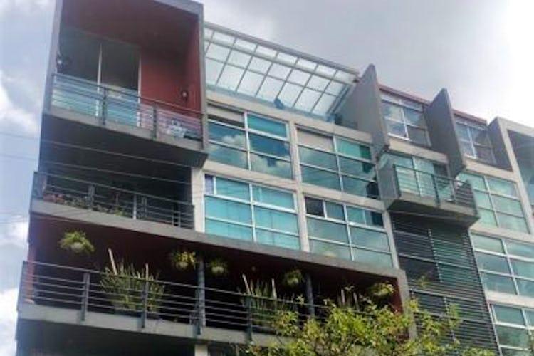 Foto 1 de Departamento en venta en Heroes de Padierna con terraza