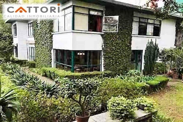 Portada Casa con uso de suelo en venta en San Angel Inn 650 m²