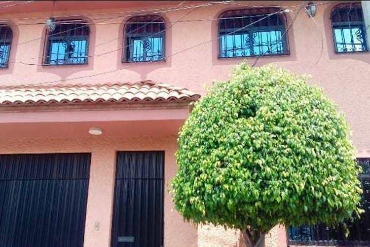 Portada Casa en venta en Ajusco, 460 m² con patio