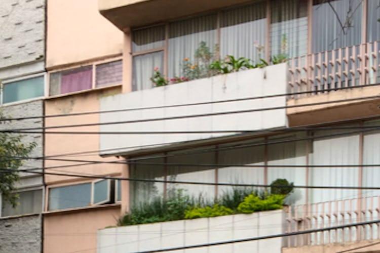 Portada Departamento en venta en Col. Del Valle Centro, 110 m² con balcón