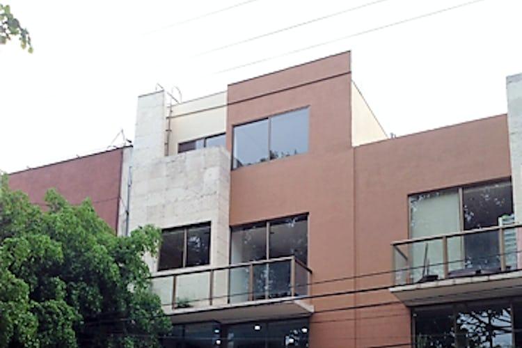 Foto 1 de Casa en venta en Narvarte Poniente con balcon  250 m²