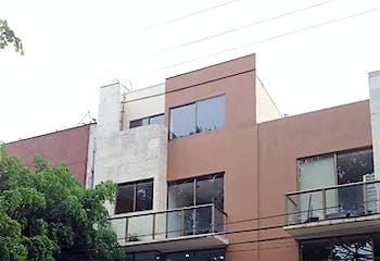 Casa en venta en Narvarte Poniente con balcon  250 m²