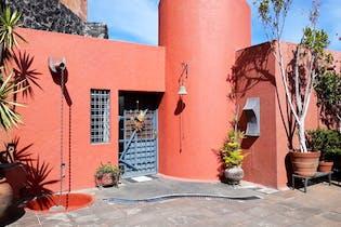 Casa en venta en San Nicolás Totolapan, 509 m² en condominio