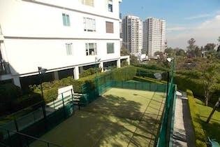 Departamento en venta en San Mateo Tlaltenango, 456 m² con balcón