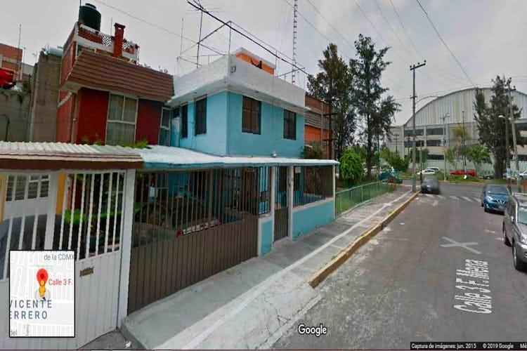 Portada Casa en venta en Unidad Vicente Guerrero, 112 m² con roof garden