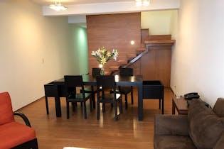 Departamento en venta en Polanco, 110 m² con seguridad las 24 horas