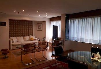 Departamento en venta en Anzures, 195 m²