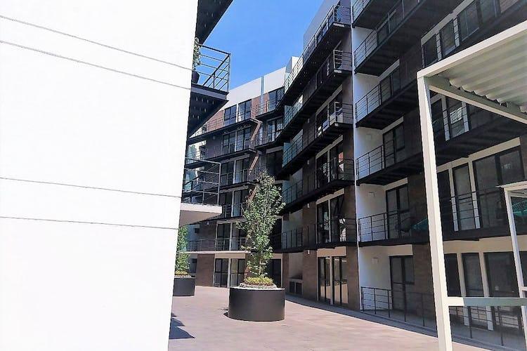 Portada Departamento en venta en Copilco 60m2 con terraza