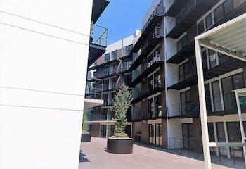 Departamento en venta en Copilco 60m2 con terraza