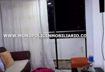 Apartamento En Venta - Sector Santa Catalina, Itagüi - 3 alcobas