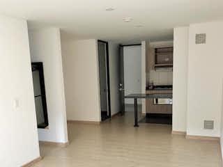 Un cuarto de baño con muchos lavabos y espejos en APARTAESTUDIO VENTA CHAPINERO, BOGOTA