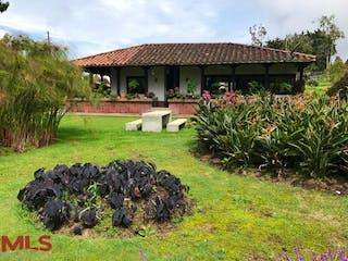 Parcelación La Acuarela, casa en venta en Alto de Las Palmas Indiana, Envigado